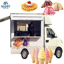 Cookie Ice Cream Snack Food Truck For Sale Ghana - Buy Food Truck ...