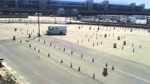 100 Usps Truck Driving Jobs Extreme Postal Cone Course YouTube