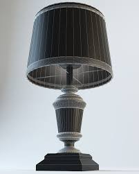 Fillsta Lamp 3d Model by Regina Andrew Mini Crystal Urn Table Lamp 3d Model In Table Lamps