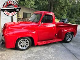 1954 Ford F100 Pickup Truck | Lost & Found Classic Car Co. 1954 F100 Old School New Way Cool Modified Mustangs Ford Burnyzz American Classic Horse Power Custom Truck 72015mchmt1954fordtruckthreequarterfront Hot Rod Resto Mod F68 Monterey 2014 For Sale Classiccarscom Cc1028227 Pickup Classic Pick Up Truck From Arizona See Abes Journal Network Truck Used Sale