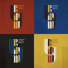 100 Bauhaus Style BMW BAUHAUS Logo On Behance