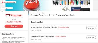 Today Only: 20% Cash Back At Staples With Ebates - Deals We Like Shindigz Banner Coupon Code August 2018 Staples Coupons House Number Lab Black Friday Lily Direct Promo The Hut Discount Electricals Norton 360 Staples Redflagdeals 3 Amigos Chesapeake Black Friday Ads And Deals Browse The 30 Off Uk Promo Codes Top 2019 Coupons D7 Fniture Save Big With Exp Soon Print Now Coupon 25 75 Love To May