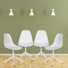 my sit retro stuhl design stuhl beez go 4er set in weiß ma trading ihr spezialist für direktimport