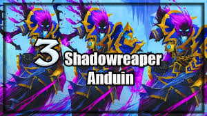 Alarm O Bot Deck Lich King by Hearthstone 3 Anduin Shadowreaper Battle Knights Of The