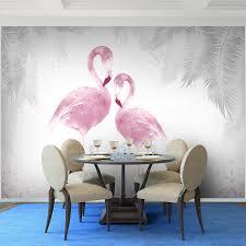 vlies fototapete flamingo vogel tapete wandbilder