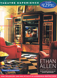 100 Home Interiors Magazine JPEGFANTASY Advert For Audiovideo Equipment And Furniture