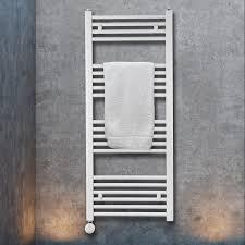 elektrischer badheizkörper wuppertal mit programmierbarem thermostat 600 w