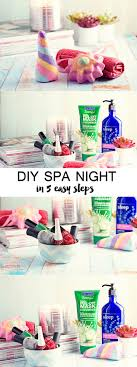 5 Easy Steps To A DIY Spa Night Get You Relaxation On And Relieve Your