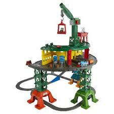 Tidmouth Shed Deluxe Set toy trains u0026 train sets target