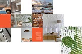 100 Residential Interior Design Magazine INTERIOR DESIGN MAGAZINE YOURE THE ONE Rose Ink Workshop