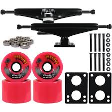 Best Rated In Skateboard Trucks & Helpful Customer Reviews - Amazon.com Landyachtz Longboards Bear Grizzly 852 Trucks Youtube Longboard Stoked Ride Shop 180mm V2 Paris Titus 52 Degree Album On Imgur Amazoncom 181mm Gen 5 Skateboard Black Silver Crackle Review Set Of 2 Kahuna Creations Glow In The Dark Comic Strip Of