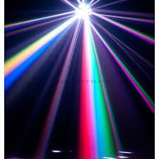 AMERICAN DJ Vertigo Hex Led Club Lighting & DJ Effects Olvera Music