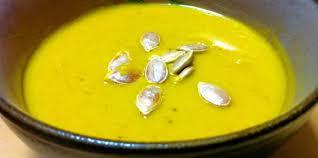 Japanese Pumpkin Recipe Roasted roasted kabocha japanese pumpkin soup recipe genius kitchen