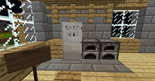 Minecraft Living Room Decorations by Minecraft Modern Kitchen Ideas Minecraft Tutorial How To Make A