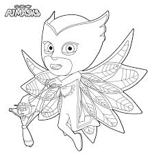 Owlette Coloring Page Best Of Pj Masks Pages