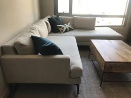 West Elm Paidge Sofa by West Elm Sectional Striking West Elm Sofa With Sofa Asian Style