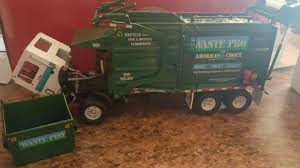 First Gear Mack Die Cast Waste Pro Garbage Trash Refuse Truck - NIB ...