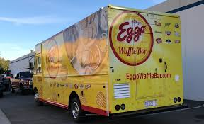 Kellogg's Eggo Waffle Bar #3 | United States | Premier Food Trucks Franchises Restaurant Chains Experiment With Mobile Cafes Food Burrito Knoxville Trucks Roaming Hunger Abstract Blurred Motion Truck Vendor Customers Buy Taste Hipsters Drink Beer And Buy Food From Trucks At The Annual People Meals And Snacks At Park Editorial Photography China Machinery Jual Tuk Henan Name Brand Truckbuy Trucktuk Chelseas On Twitter Hooking Up Both Cowandthecurd Indian Street Stationed In Open Area How To Become A Entpreneur Delish Ice