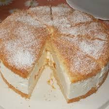 käse sahne torte mit mandarinen rezept