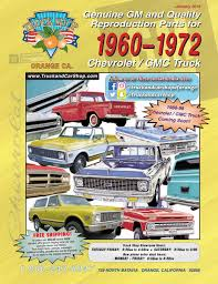 100 Chevy Truck Parts Catalog Free New Of 60 66 Youll Love Models Types
