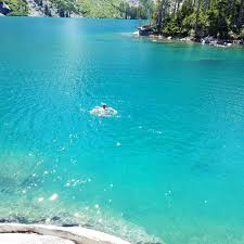 100 Coastal Wenatchee This Lake Has The Absolute Bluest Water In Washington