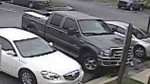 100 Ford Police Truck Release Photos Of Truck Theft Suspect