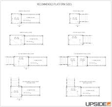 Ramp Landing Dimensions and Layouts for ADA Regulations