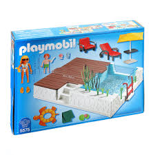 playmobil 5575 city einbau swimmingpool