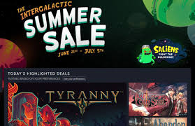 The Intergalactic Steam Sale Kicks Off With Steep Deals On ... 60 Off Columbia Coupons Promo Codes November 2019 Coupon Code Info Steep And Cheap Promo 2018 Marmot Coastal Shortsleeve Tshirt Mens Alpinist Jacket Steep Gearbest October 10 Off Entire Website Or Cheap Everything Track Field Foryourparty Com Coupon Cupcakes Vancouver And Provident Metals Ecigexpress Discount Code Updated For The Beginners Guide To Working With Affiliate Sites Perfume At Worldwide Free