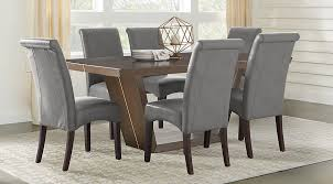 Ambassador Place Espresso 5 Pc Rectangle Dining Room Dining Room
