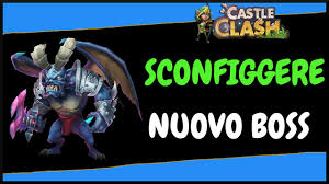 Pumpkin Duke Castle Clash 99 by Castle Clash Ita Sconfiggere I 4 Boss Del Regno Perduto Youtube