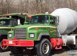 100 Kane Trucking Mack Perkins Concrete Mixers Camiones