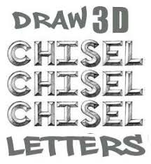 Medium – Difficult How to Draw Graffiti Letters
