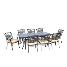 Macys Outdoor Dining Sets by Patio Ideas Metal Patio Table Canada Cast Aluminum Patio