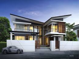 100 Contemporary Duplex Plans Modern Two Story House Storey With Garage Ireland Home