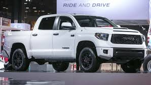 100 Tundra Truck Accessories What Make The 2019 Toyota TRD Pro Special