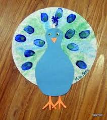 1 Color Art Projects For Preschoolers
