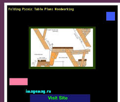 free picnic table plans round 100420 the best image search