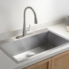 sinks interesting stainless steel drop in sink stainless steel