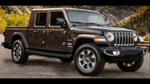 2019 Jeep Wrangler Pickup Designed For Pleasure And Adventure - YouTube
