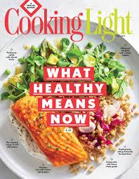 April 2017 Magazine Features Cooking Light