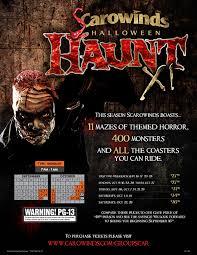 Kings Dominion Halloween Haunt Application by Scarowinds Halloween Haunt On Behance