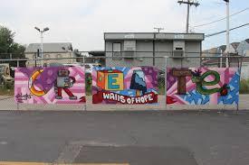 100 Hope Street Studios Elevarte Community Walls Of Mural Class Summer 2016