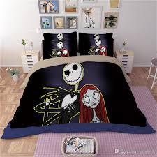 bedding nightmare before christmas bedding set bedclothes unique