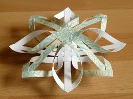 How To Make A Star Christmas Tree Ornament