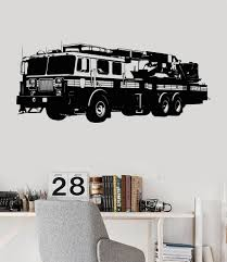 Vinyl Wall Decal Fire Truck Engine Firetruck Boys Room Stickers ... Amazoncom Fire Station Quick Stickers Toys Games Trucks Cars Motorcycles From Smilemakers Firetruck Boy New Replacement Decals For Littletikes Engine Truck Rescue Childrens Nursery Wall Lego Technic 8289 Boxed With Unused Vintage Mcdonalds Happy Meal Kids Block Firetruck On Street Editorial Otography Image Of Engine 43254292 Firetrucks And Refighters Giant Stickers Removable Truck Labels Birthday Party Personalized Gift Tags Address Diy Janod Just Kidz Battery Operated