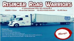 100 Dac Report For Truck Drivers Join Our Team Risinger Transportation