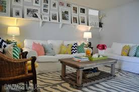 diy living room decor of yellow chandelier lighting decor ideas