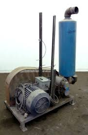 Dresser Roots Blower Vacuum Pump Division by Vacuum Loading System Roots Universal Rai Blower Size 59 U Rai