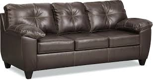 Darrin Leather Reclining Sofa With Console reclining sofa u2013 stjames me